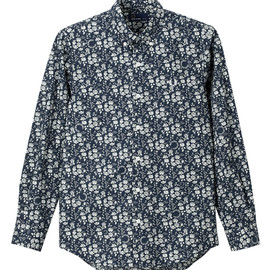 Fred Perry - Men - Liberty Printed Shirt