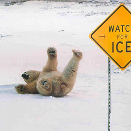 Watch for Ice!