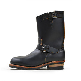 Red Wing - 9268 Engineer Boots-Black Klondike