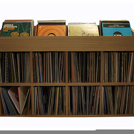 Woodnik - Record Rack Defense/size:XXL