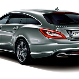 Mercedes-Benz - CLS 350 Sports Shooting Brake