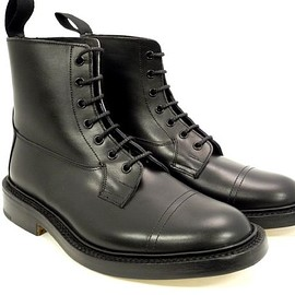 Trickers - Tricker's × UW / Imitation Cap Country Boots / ...