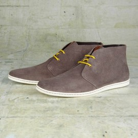 FRED PERRY - Goldhawk Unlined Suede