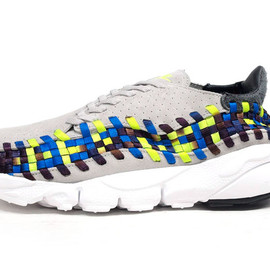 NIKE - AIR FOOTSCAPE WOVEN MOTION 「LIMITED EDITION for EX」