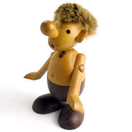 Torben Orskov & Co - WOODEN DOLL   hans bolling (ハンス・ボーリン)デザイン