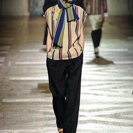 Dries Van Noten - 2013AW collection