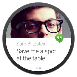 Google - Android Wear