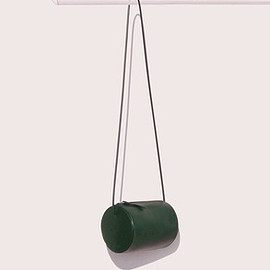 building block - Cylinder Sling in Green