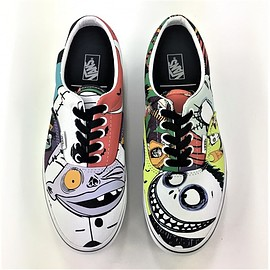 vans - ERA ヴァンズ エラ VN0A4BV4T2T HALLOWEENTOWN
