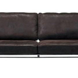 journal standard Furniture - LAVAL SOFA 2P / LATHER CUSHION
