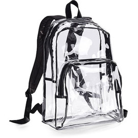 eastsport - Eastsport Clear Backpack