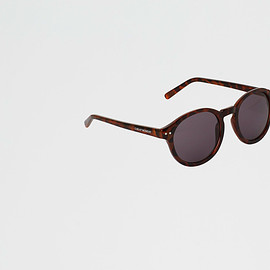 Cheap Monday - Circle Sunglasses in Cognac
