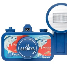 Lomo - La Sardina Camera & Flash – Fischers Fritze