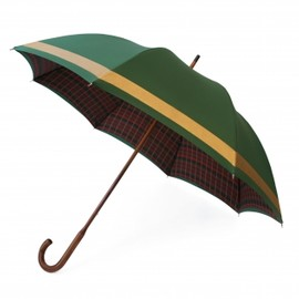 LONDON UNDERCOVER - Greenline. Routemaster 1960's Moquette Umbrella
