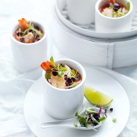 Donna Hay - coconut and prawn soup
