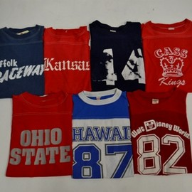 Used - Vintage Football T-Shirt