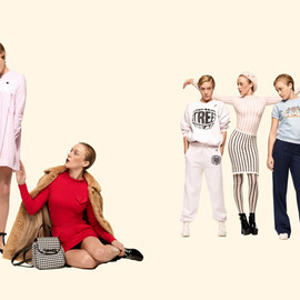 CHLOE SEVIGNY FOR OPENING CEREMONY - ©CHLOË SEVIGNY FOR OPENING CEREMONY