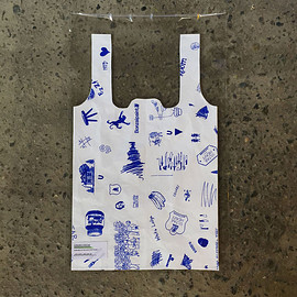 ULTRA HEAVY - ULTRA HEAVY Tyvek CONVINIENCE STORE BAG