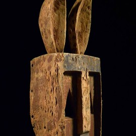 TRIBAL DOGON MASK from Republic of Mali