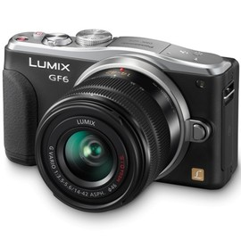 Panasonic - Lumix DMC-GF6