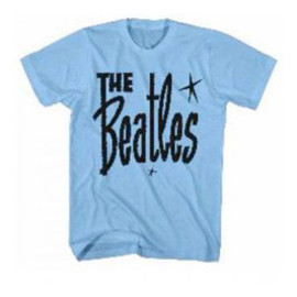 BEATLES ,THE / RETORO STAR LOGO   T-Shirts Tシャツ ビートルズ