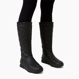 Roots - Roots-Women Footwear-Womens Laurentian Winter Boot-Black-B