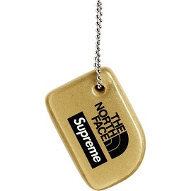 Supreme - Supreme®/The North Face® Floating Keychain / Gold