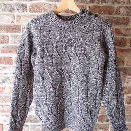 N.HOOLYWOOD - 122-KT07 pieces CREW NECK KNIT