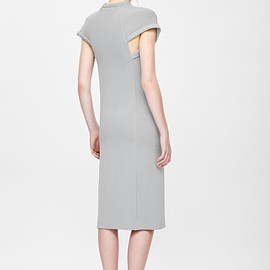 COS - Dress with rolled sleeves