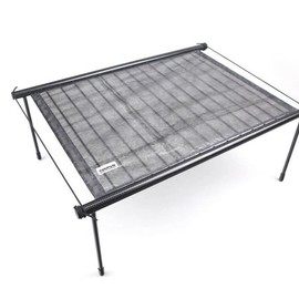 PiCharPaK - Carbon table With Cuben table cloths