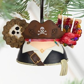 Disney - Pirates of the Caribbean Ear Hat Ornament