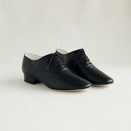 BEAUTIFUL SHOES|WOMEN - FRENCH OXFORD #black