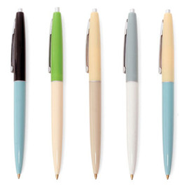Kikkerland - Retro Pens Set of 5