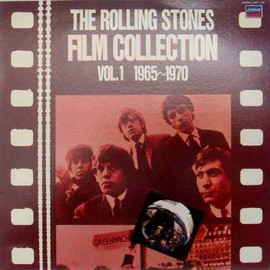 The Rolling Stones - Film Collection Vol.1 1965-1970