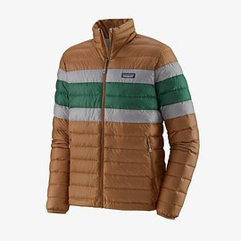 patagonia - Men's Down Sweater Jacket / Crater Blue (CTRB)