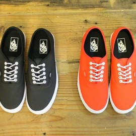Vans - Authetic Rain Buck Ron Herman Exclusive