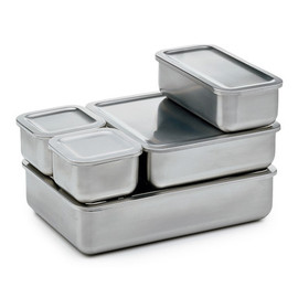 Storage Containers Stainless Steel