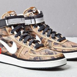 Nike - NIKE VANDAL HIGH AUTUMN CAMO