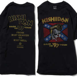 NEIGHBORHOOD - NEIGHBORHOOD × KISHIDAN × ZOZOTOWN LTD EDITION T-SHIRTS