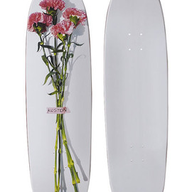 GIRL - GIRL ART DUMP ALUMNI SERIES ERIC KOSTON RETRO 9 DECK