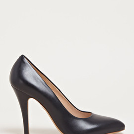 Maison Martin Margiela - Maison Martin Margiela Women's Leather Court Shoes