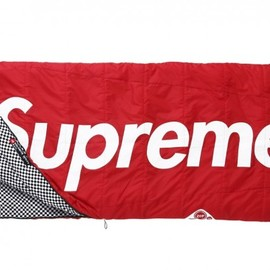 Supreme, The North Face - Dolomite Sleeping Bag (Red)