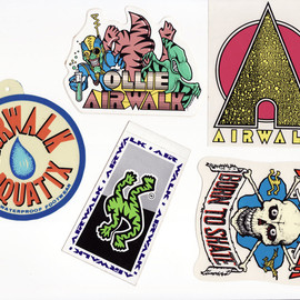 AIRWALK - Sticker2