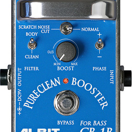 ALBIT - CB-1B Pure Clean Booster for BASS
