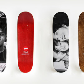 Ricky Powell x Hopps Decks