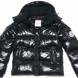 MONCLER - HIMALAYA DOWN JACKET BLACK
