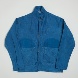 TENDER - Tender Woad Dyed Twill Guards Jacket