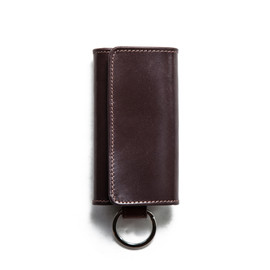 Whitehouse Cox - S9692 KEY CASE / BRIDLE×ANTIQUE BRIDLE LEATHER