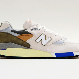 "New Balance, Concepts - Concepts x New Balance 998 ""C-Note"""