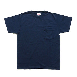 "GOOD WEAR - S/S CREW NECK POCKET TEE ""CUSTOM"""